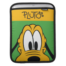 Pluto | Peek-a-boo Sleeve For Ipads at Zazzle