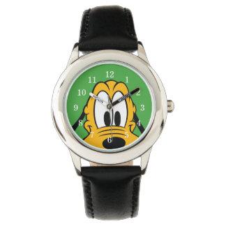 Pluto | Peek-a-Boo Wristwatch