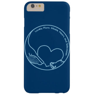 < Pluto >Pluto - Whale, Heart and Schnauzer (Light Barely There iPhone 6 Plus Case