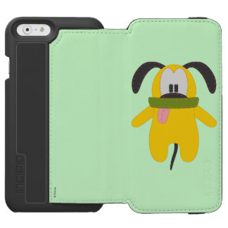 Pluto | Pook-a-Looz iPhone 6/6s Wallet Case
