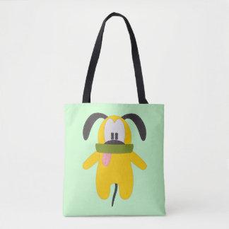 Pluto   Pook-a-Looz Tote Bag