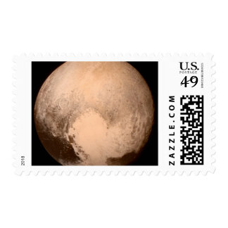 Pluto Postage Stamps
