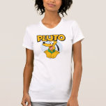 Pluto | Pup with Name T Shirt