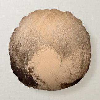 Pluto Round Pillow