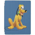 Pluto Sitting 1 iPad Cover