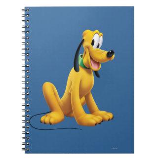 Pluto Sitting 1 Notebook