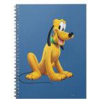 Pluto Sitting 1 Spiral Notebooks