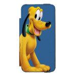 Pluto Sitting 1 Incipio Watson™ iPhone 5 Wallet Case