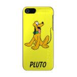 Pluto Sitting 3 Incipio Feather® Shine iPhone 5 Case
