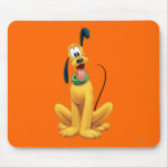 Pluto Sitting 5 Mouse Pad