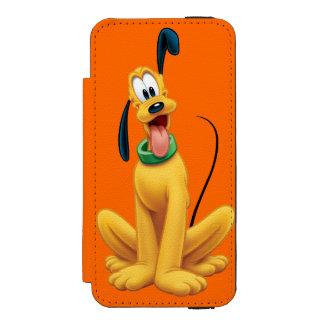 Pluto Sitting 5 Incipio Watson™ iPhone 5 Wallet Case