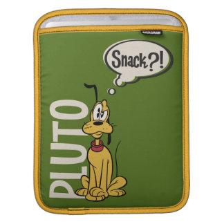 Pluto - Snack? iPad Sleeve