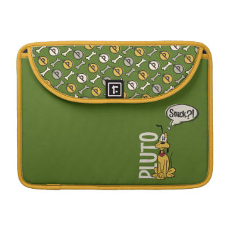 Pluto - Snack? Sleeve For MacBook Pro
