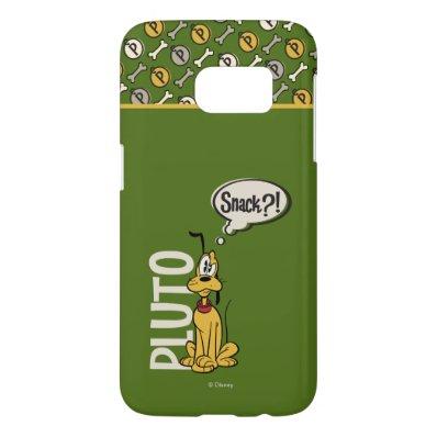 Pluto - Snack? Samsung Galaxy S7 Case