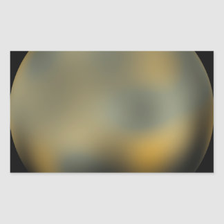 Pluto Stickers