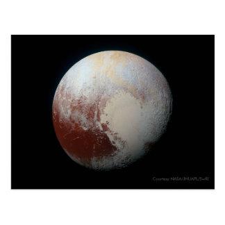 Pluto - The Largest Dwarf Planet Postcards
