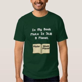Pluto, The Planet T-Shirt