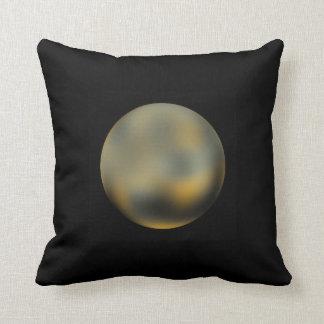 Pluto Throw Pillow