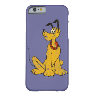 Pluto | Vintage & Distressed Barely There iPhone 6 Case