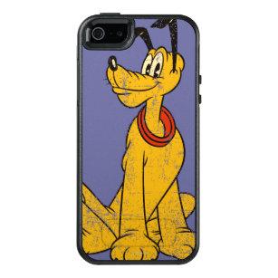 Pluto   Vintage & Distressed OtterBox iPhone 5/5s/SE Case