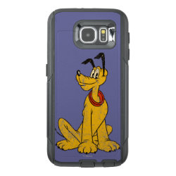 OtterBox Commuter Samsung Galaxy S6 Case with Pluto design