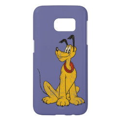 Case-Mate Barely There Samsung Galaxy S7 Case with Pluto design