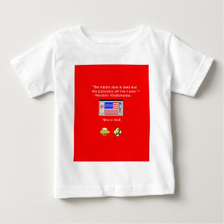 Plutocracy 4 ever baby T-Shirt