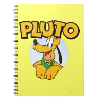 Plutón 2 libro de apuntes con espiral