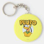 Plutón 2 llavero