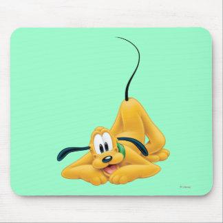 Plutón el | que coloca tapetes de ratones