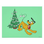 Plutón en el navidad posters