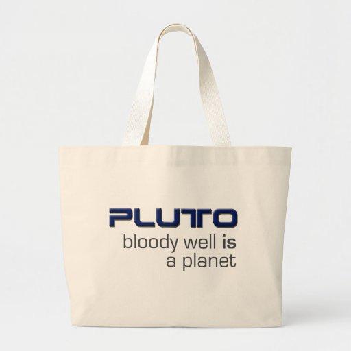 Plutón es una bolsa de asas del planeta