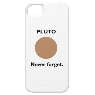 Plutón iPhone 5 Cárcasa