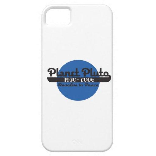 Plutón iPhone 5 Protector