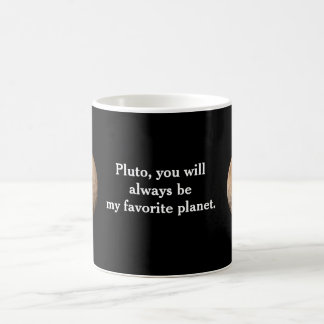 Plutón, mi planeta preferido - NASA de New Taza Clásica