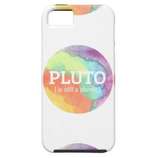 """""""Plutón sigue siendo caso del ejemplo de un Funda Para iPhone 5 Tough"""