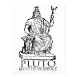 Plutón Tarjetas Postales