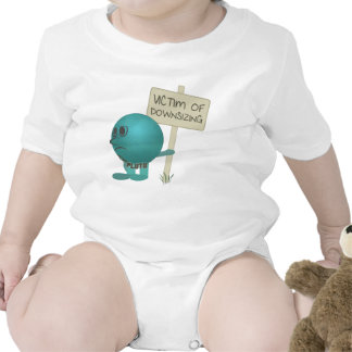 Plutón Víctima de la reducción de la talla Camiseta