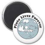 Plutón vive para siempre iman