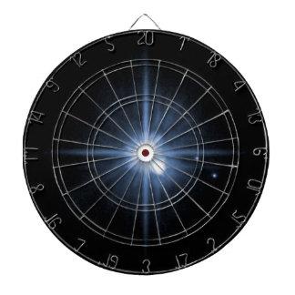 Plutón y sus lunas Charon, Nix, y hydra Unlab Tablero De Dardos