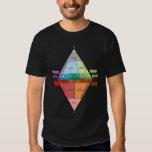 Plutonic Rock QAPF Diagram T-Shirt