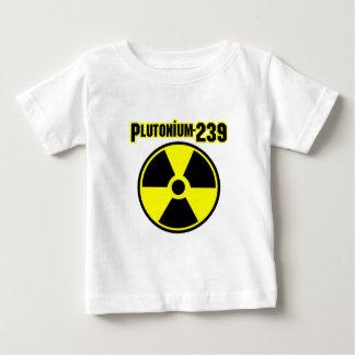 plutonium239 radiation symbol baby T-Shirt