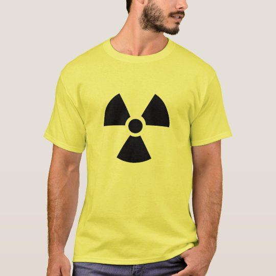 Plutonium - Radioactive T-Shirt