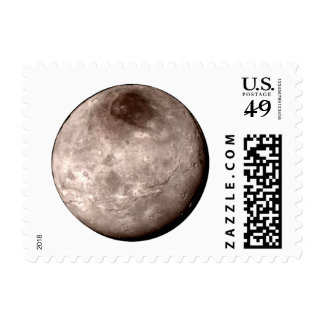 PLUTO'S MOON CHARON (solar system) ~~.png Postage
