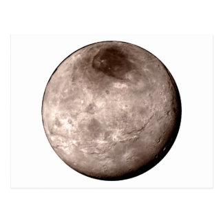 PLUTO'S MOON: CHARON (solar system) ~ Postcard