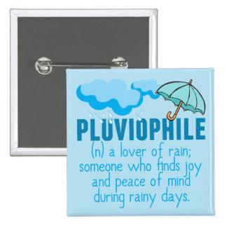 Pluviophile Button