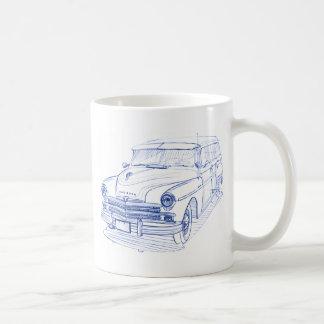 Ply Woody 1949 Coffee Mug