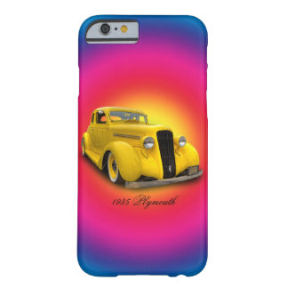 PLYMOUTH 1935 FUNDA BARELY THERE iPhone 6