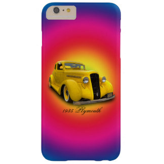 PLYMOUTH 1935 FUNDA BARELY THERE iPhone 6 PLUS