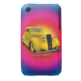 PLYMOUTH 1935 FUNDA BAREYLY THERE PARA iPhone 3 DE Case-Mate